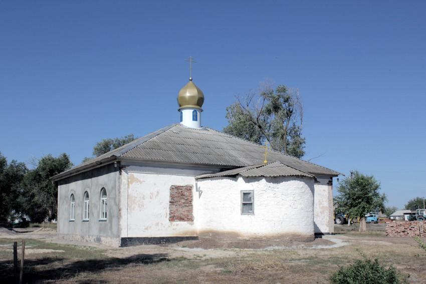 Церковь Владимирской иконы Божией Матери, Задоно-Кагальницкая