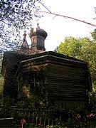 Церковь Спаса Преображения - Поддубье - Волховский район - Ленинградская область