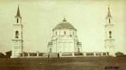 Церковь Всемилостивого Спаса - Семиярка (б. станица Семиярская) - Восточно-Казахстанская область - Казахстан
