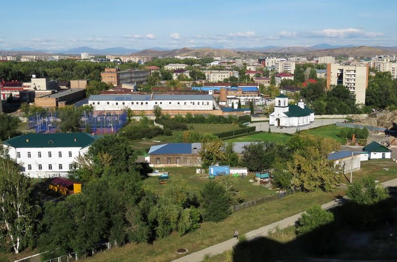 Усть-Каменогорский Троицкий монастырь, Усть-Каменогорск