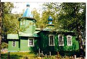 Церковь Илии Пророка - Курши - Алуксненский край - Латвия