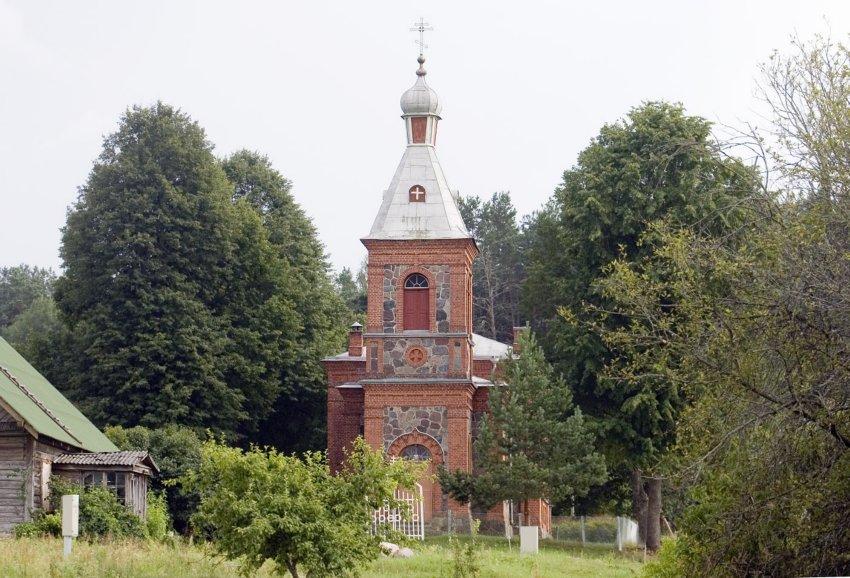 Церковь Покрова Пресвятой Богородицы, Вецкаплава