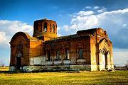 Украина, Запорожская область, Мелитопольский район, Тихоновка, Церковь Михаила Архангела