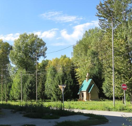 Часовня Сергия Радонежского, Алтай (Зыряновск)
