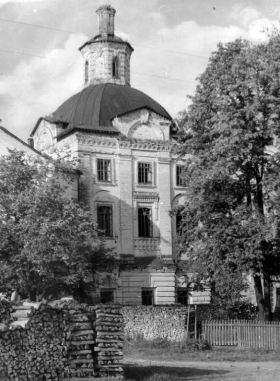 Церковь Илии Пророка, Кобыльск