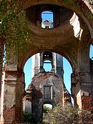 Церковь Спаса Преображения - Каблуково - Монастырщинский район - Смоленская область