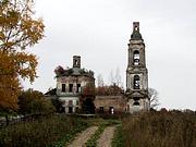 Церковь Спаса Преображения - Подвигалиха - Мантуровский район - Костромская область