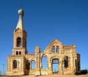 Церковь Трёх Святителей - Большой Могой - Володарский район - Астраханская область