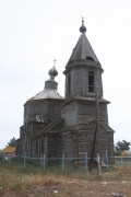 Церковь Покрова Пресвятой Богородицы - Ивано-Николаевка - Енотаевский район - Астраханская область