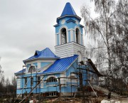 Церковь Казанской иконы Божией Матери - Октябрьский - Ферзиковский район - Калужская область