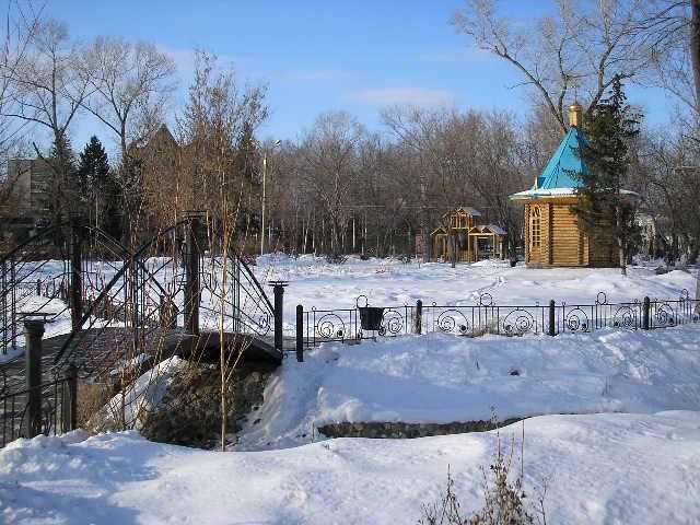 Часовня Новомучеников Российских и Казахстанских, Усть-Каменогорск