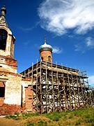 Церковь Покрова Пресвятой Богородицы - Басы - Лиманский район - Астраханская область
