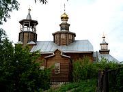 Церковь Покрова Пресвятой Богородицы (новая) - Усть-Каменогорск - Восточно-Казахстанская область - Казахстан