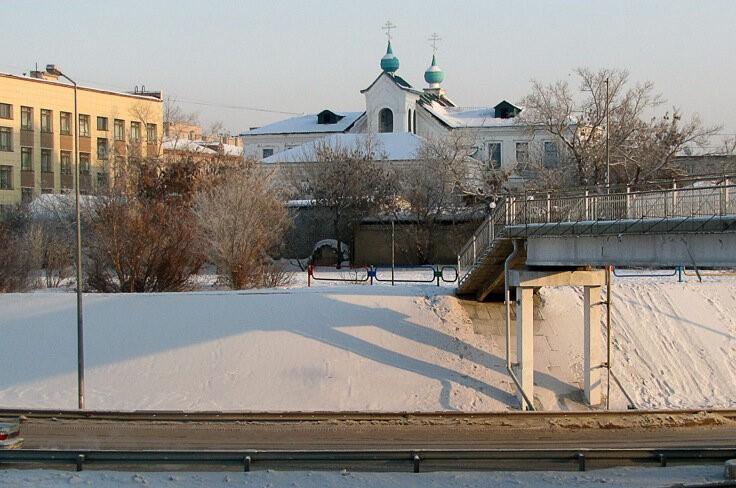 Абалацко-Знаменский Петропавловский женский монастырь, Семей (Семипалатинск)