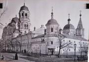 Крестовоздвиженский монастырь - Саратов - Саратов, город - Саратовская область