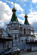 Екатеринбург. Державной иконы Божией Матери, церковь