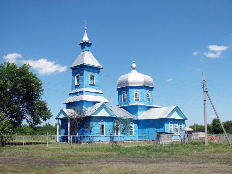 Церковь Казанской иконы Божией Матери, Ржавец