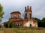 Церковь Николая Чудотворца - Большие Алабухи - Грибановский район - Воронежская область