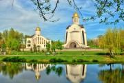 Киев. Спаса Преображения, церковь