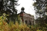 Церковь Покрова Пресвятой Богородицы - Перевесье - Пошехонский район - Ярославская область