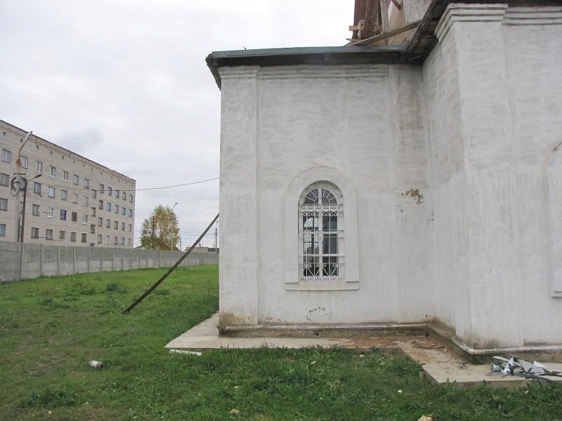 Церковь Иоанна Кронштадтского, Верхнеднепровский