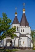 Церковь Сергия и Никона Радонежских - Красная Горбатка - Селивановский район - Владимирская область