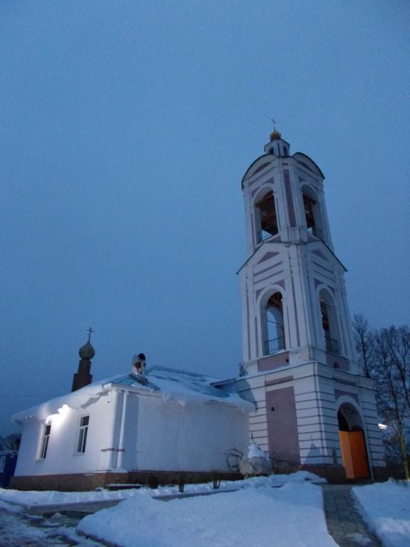 Димитриевский женский монастырь. Церковь Рождества Пресвятой Богородицы, Дорогобуж