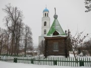 Ножкино. Покровский Авраамиево-Городецкий монастырь. Часовня Воскресения Христова
