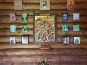 Покровский Авраамиево-Городецкий монастырь. Часовня Воскресения Христова - Ножкино - Чухломский район - Костромская область