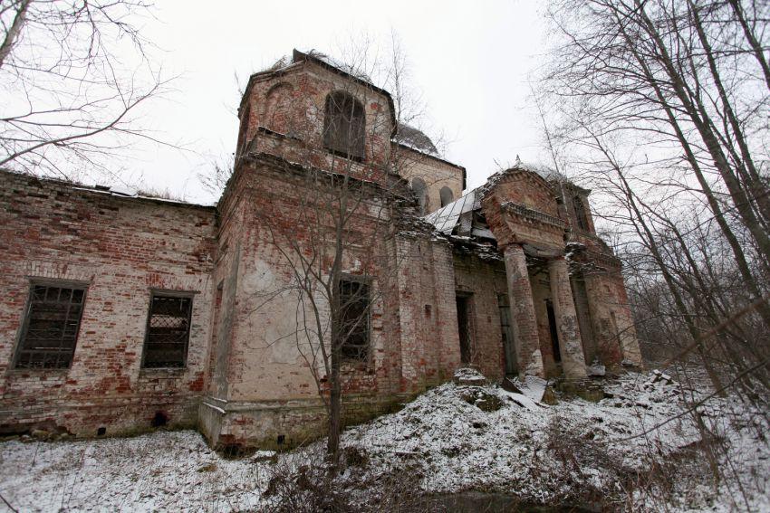 Церковь Спаса Нерукотворного Образа, Минино