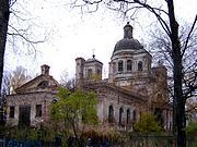 Церковь Николая Чудотворца - Корцово - Солигаличский район - Костромская область