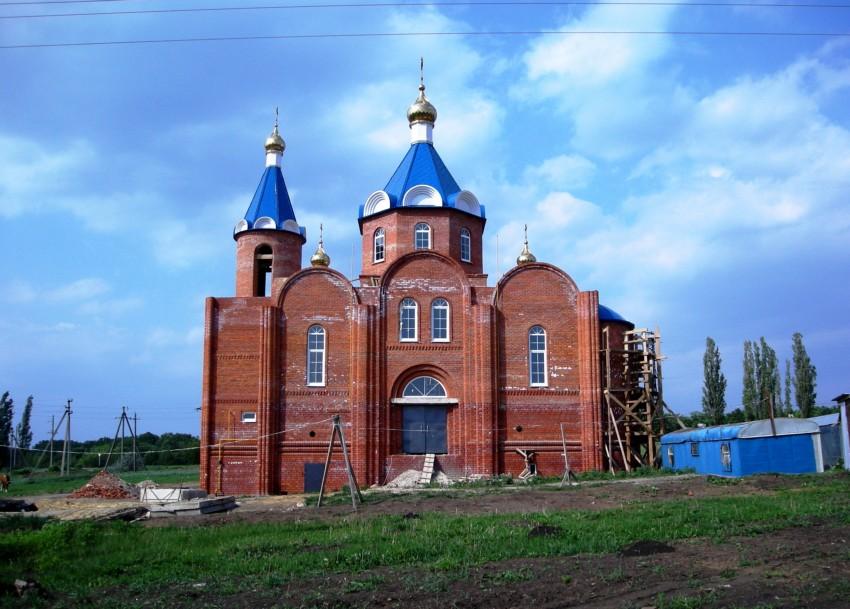 Церковь Благовещения Пресвятой Богородицы, Ясные Зори