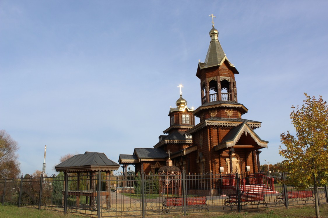Церковь Рождества Христова, Рождествено