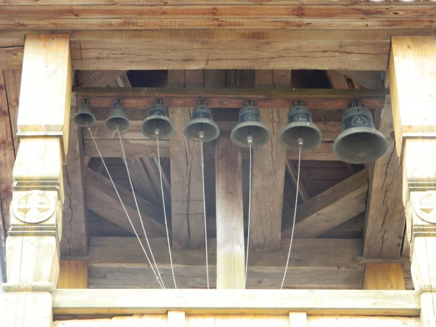 Успенский Валуйский монастырь. Пещерный скит. Церковь Игнатия Богоносца, Валуйки