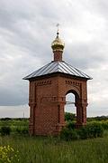 Неизвестная часовня-памятник павшим в Великой Отечественной войне - Янево - Суздальский район - Владимирская область
