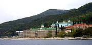 Монастырь Пантелеимона - Афон (Ἀθως) - Айон-Орос (Άγιον Όρος) - Греция