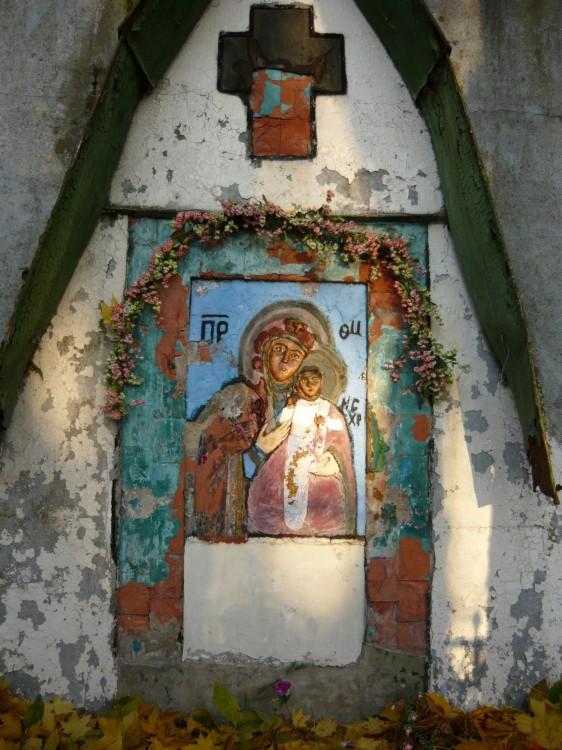 Усыпальница Рачинских на Тихвинском кладбище, Смоленск