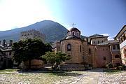 Лавра Святого Афанасия - Афон (Ἀθως) - Айон-Орос (Άγιον Όρος) - Греция