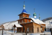 Церковь Пантелеимона Целителя - Бирюля - Майминский район - Республика Алтай