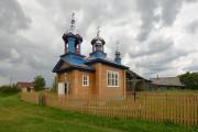 Часовня Николая Чудотворца - Кивика - Коношский район - Архангельская область