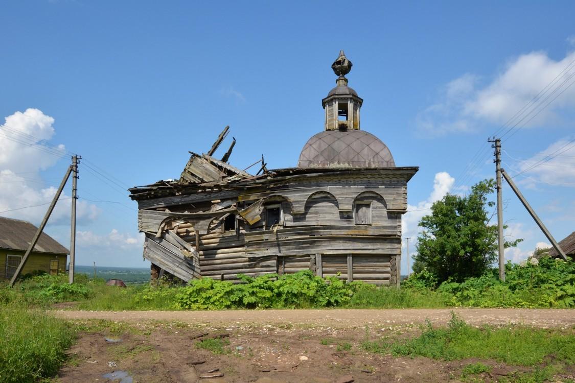 Часовня Казанской иконы Божией Матери, Ануфриево