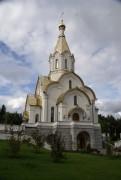 Церковь Воскресения Христова - Катынь - Смоленский район - Смоленская область
