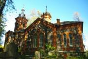 Церковь Георгия Победоносца - Янюциемс (Фабианово) - Даугавпилсский край, г. Даугавпилс - Латвия
