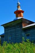 Церковь Николая Чудотворца (деревянная) - Шеломя - Красноборский район - Архангельская область