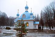 Киев. Спиридона Тримифунтского, церковь