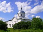 Церковь Василия Великого - Чёрное - Пестовский район - Новгородская область