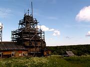 Церковь Алексия, человека Божия - Куртяево, урочище - Приморский район - Архангельская область