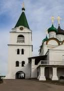 Печёрский Вознесенский монастырь. Колокольня - Нижний Новгород - Нижний Новгород, город - Нижегородская область