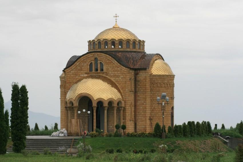 Церковь Софии, Премудрости Божией, Ессентуки