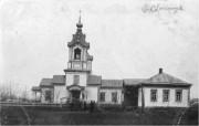 Церковь Покрова Пресвятой Богородицы - Сетище - Красненский район - Белгородская область